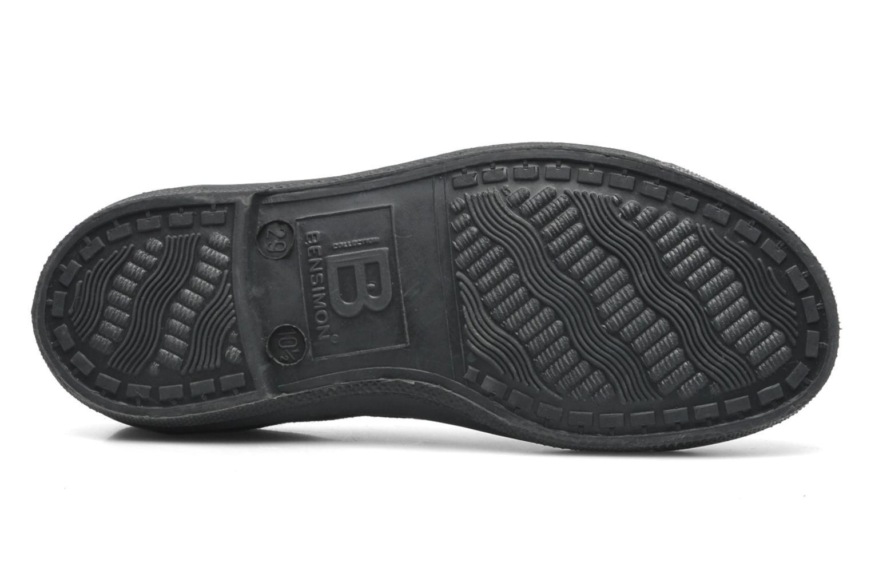 Sneakers Bensimon Tennis Lacets Fourrées E Grijs boven