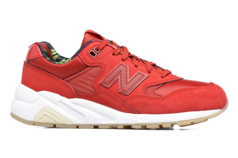 Sneakers New Balance WRT580 Rød se bagfra