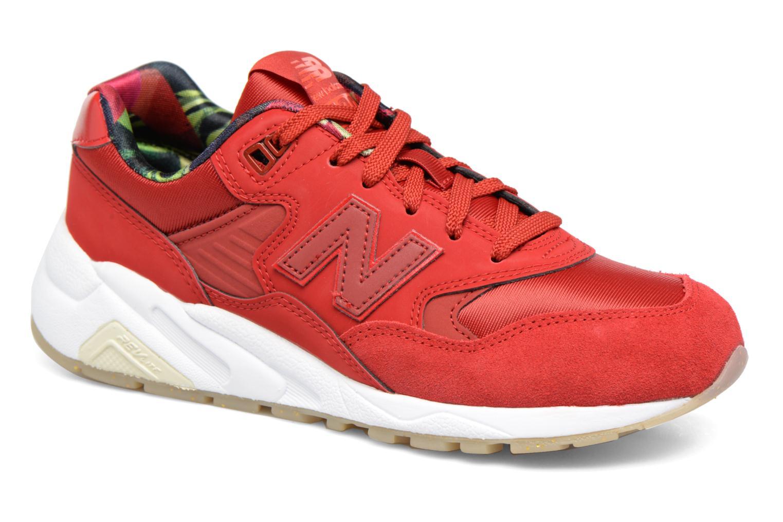 Sneaker New Balance WRT580 rot detaillierte ansicht/modell