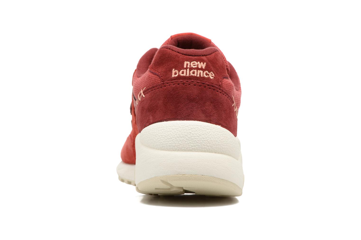 Sneakers New Balance WRT580 Rood rechts