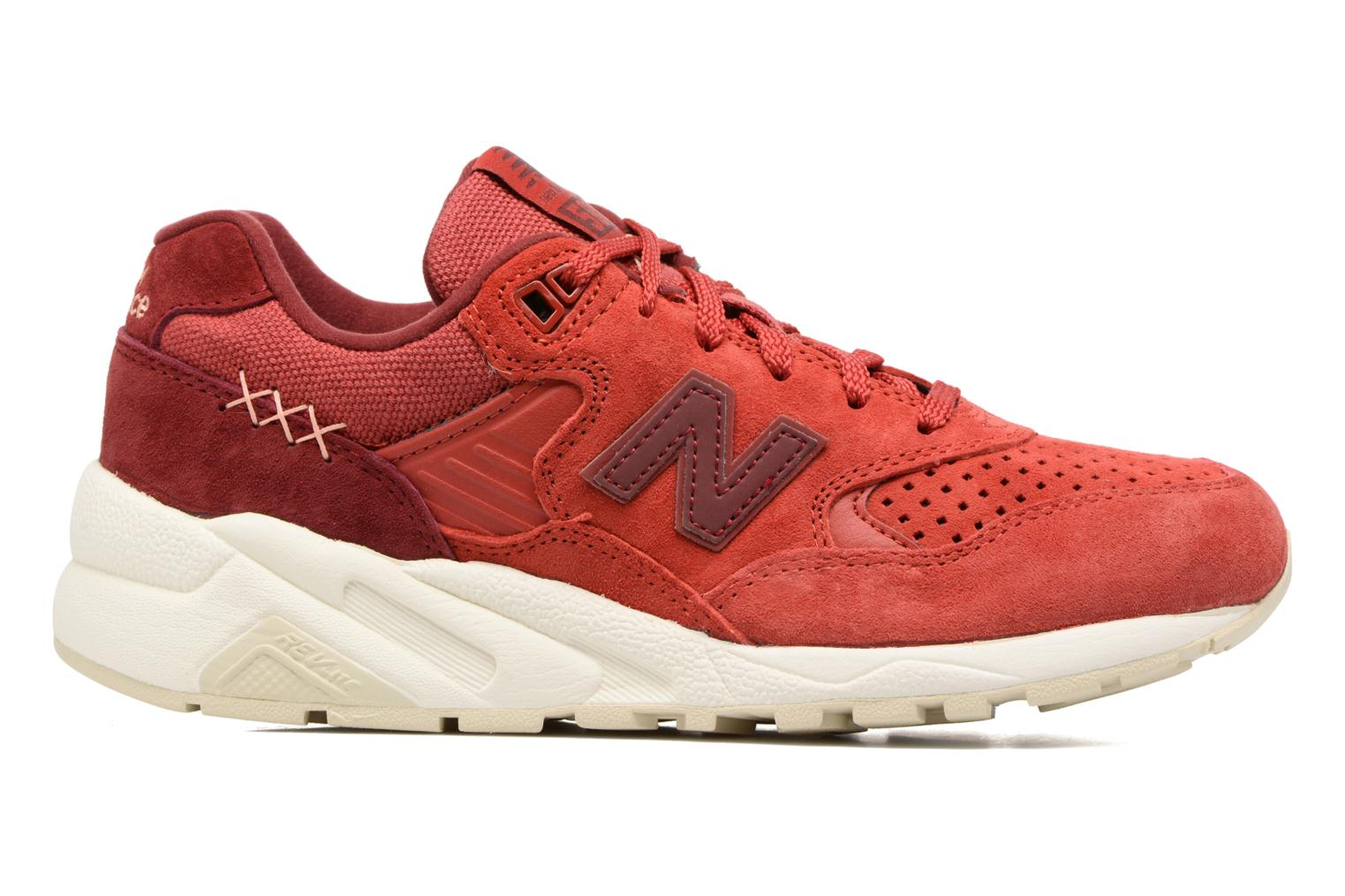 Sneakers New Balance WRT580 Rood achterkant