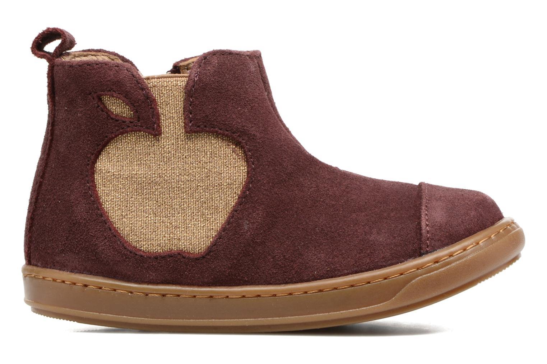 Bottines et boots Shoo Pom Bouba Apple Bordeaux vue derrière