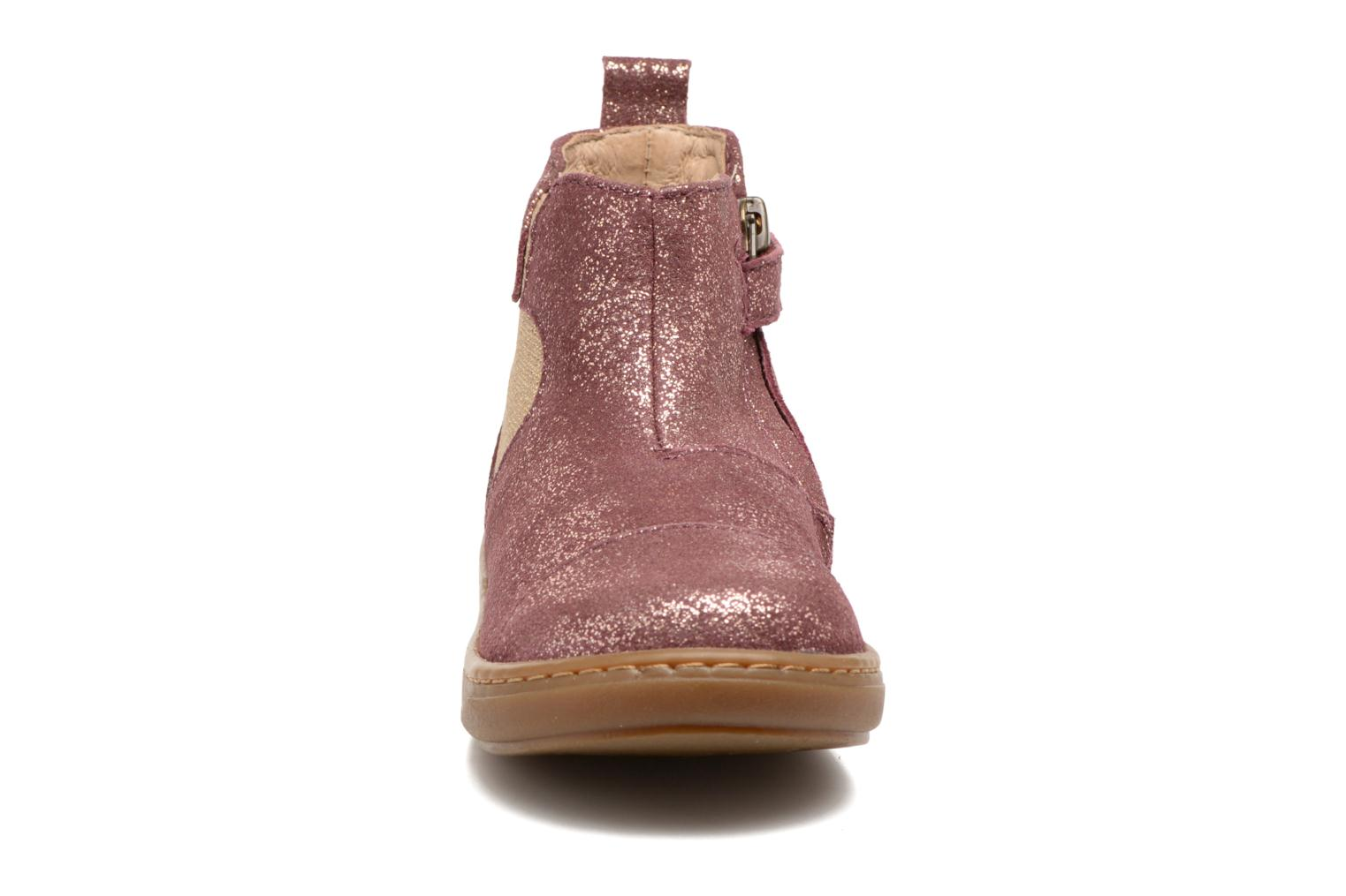 Ankle boots Shoo Pom Bouba Apple Pink model view