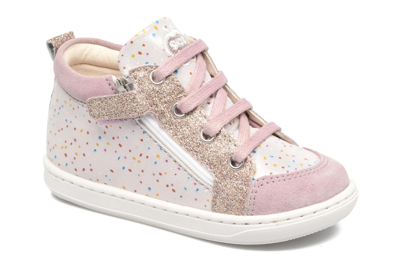 Bouba Bi Zip Pink