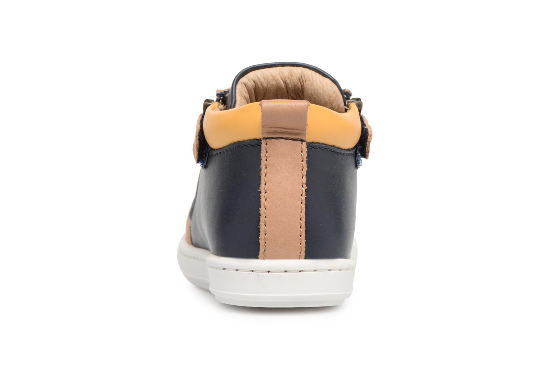 Boots en enkellaarsjes Shoo Pom Bouba Bi Zip Blauw rechts