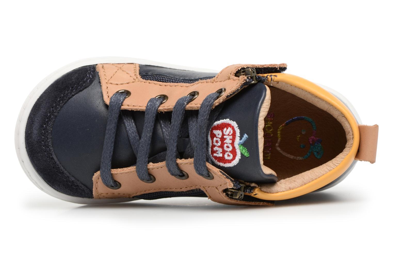 Boots en enkellaarsjes Shoo Pom Bouba Bi Zip Blauw links
