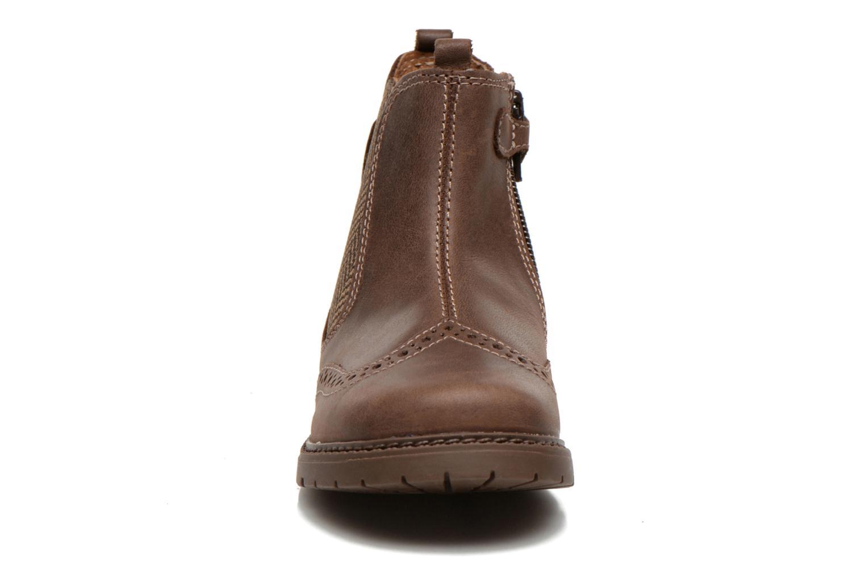 Boots en enkellaarsjes Start Rite Digby Bruin model