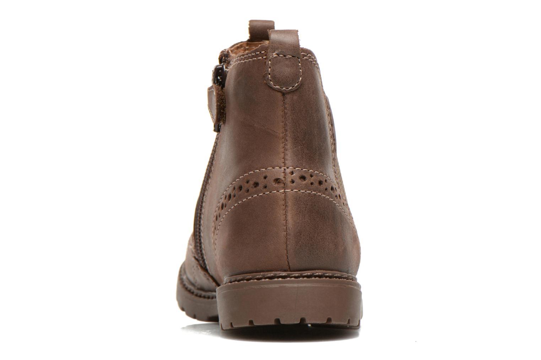 Stiefeletten & Boots Start Rite Digby braun ansicht von rechts