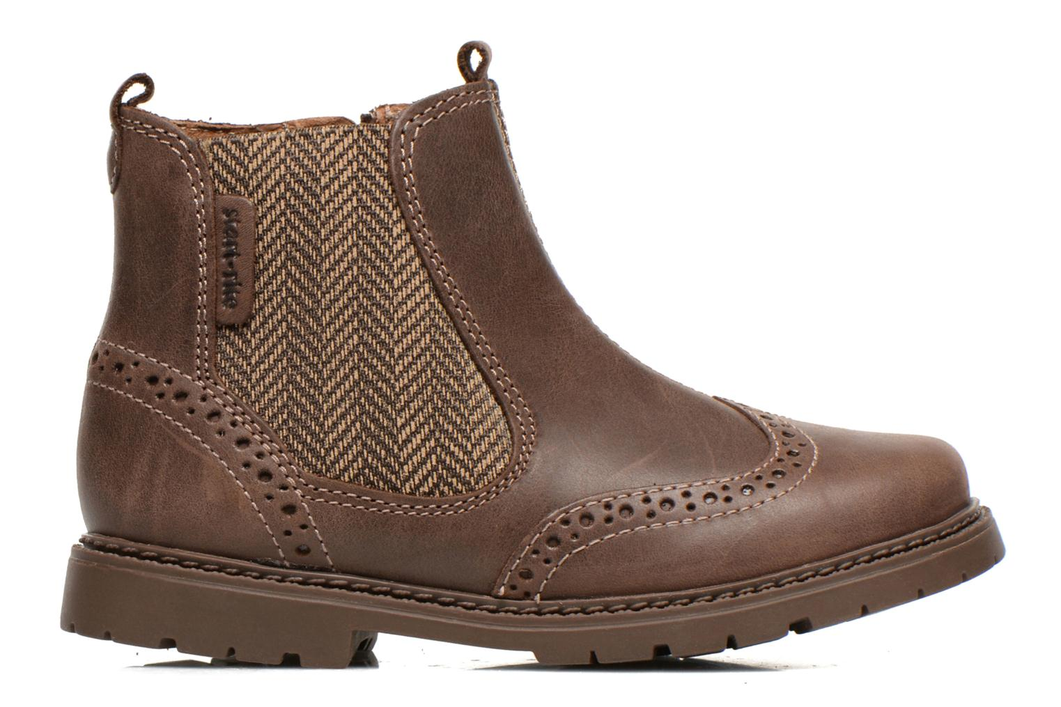 Ankle boots Start Rite Digby Brown back view
