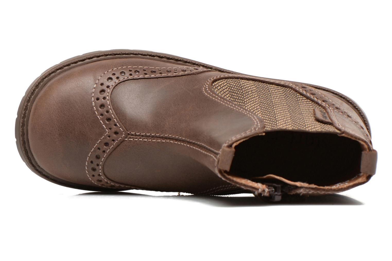Stiefeletten & Boots Start Rite Digby braun ansicht von links