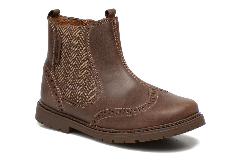 Stiefeletten & Boots Start Rite Digby braun detaillierte ansicht/modell