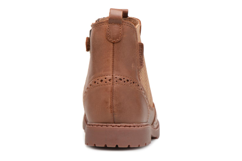 Boots en enkellaarsjes Start Rite Digby Bruin rechts