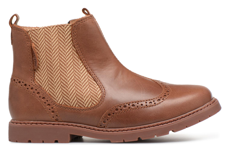 Boots en enkellaarsjes Start Rite Digby Bruin achterkant