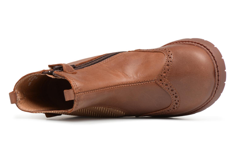 Boots en enkellaarsjes Start Rite Digby Bruin links