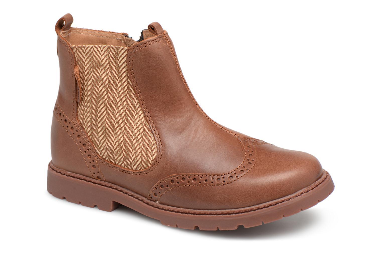 Boots en enkellaarsjes Start Rite Digby Bruin detail