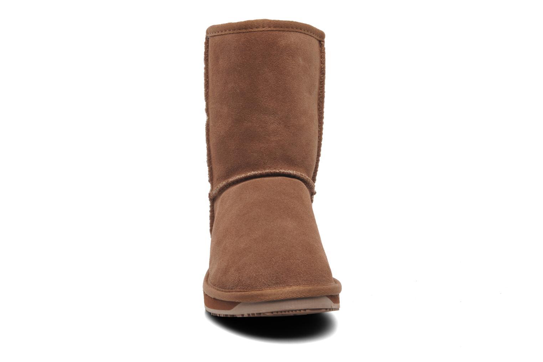 Boots en enkellaarsjes Boo roo Bliss Short Beige model