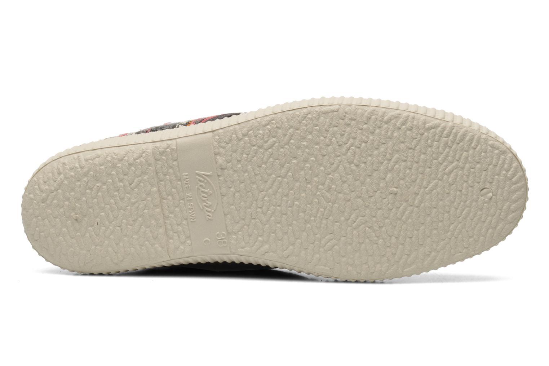 Sneaker Victoria Safari Tejidos Etnicos grau ansicht von oben