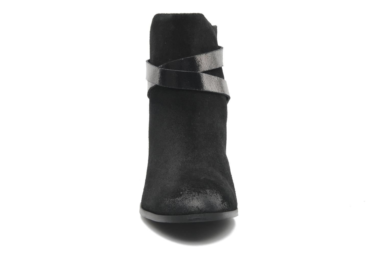 Bottines et boots Jonak Dapido Noir vue portées chaussures