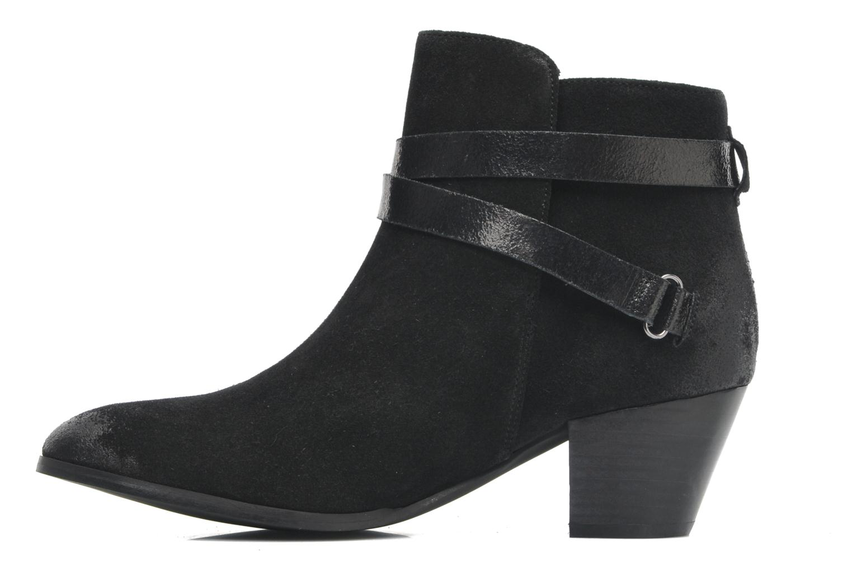 Bottines et boots Jonak Dapido Noir vue face