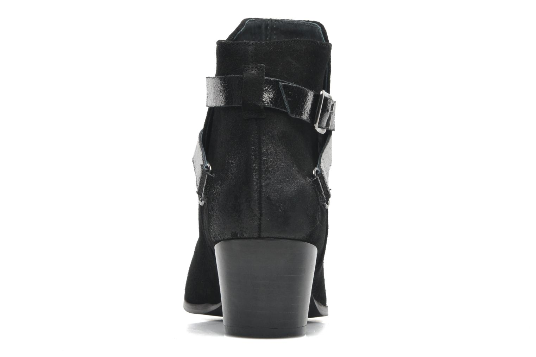 Bottines et boots Jonak Dapido Noir vue droite