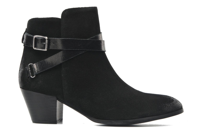 Bottines et boots Jonak Dapido Noir vue derrière