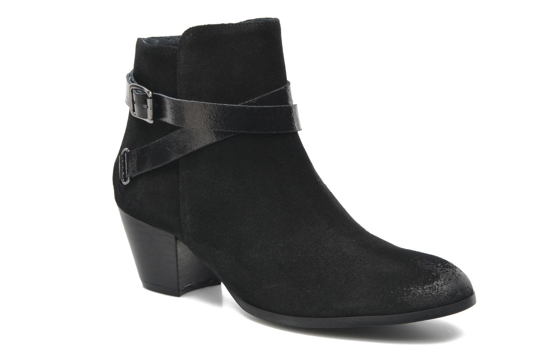 Bottines et boots Jonak Dapido Noir vue détail/paire