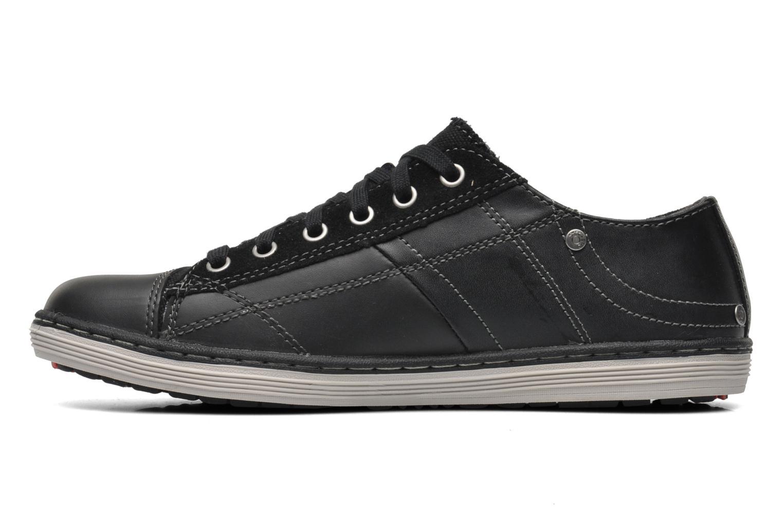 Deportivas Skechers Sorino Pantalone 64242 Negro vista de frente