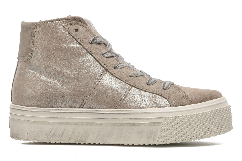 Sneaker No Box Bristol beige ansicht von hinten