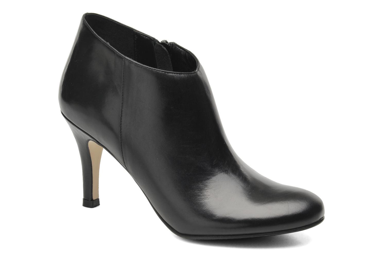 Ankelstøvler Jonak Emma Sort detaljeret billede af skoene