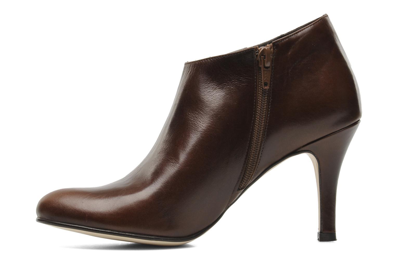 Bottines et boots Jonak Emma Marron vue face