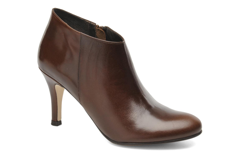 Bottines et boots Jonak Emma Marron vue détail/paire