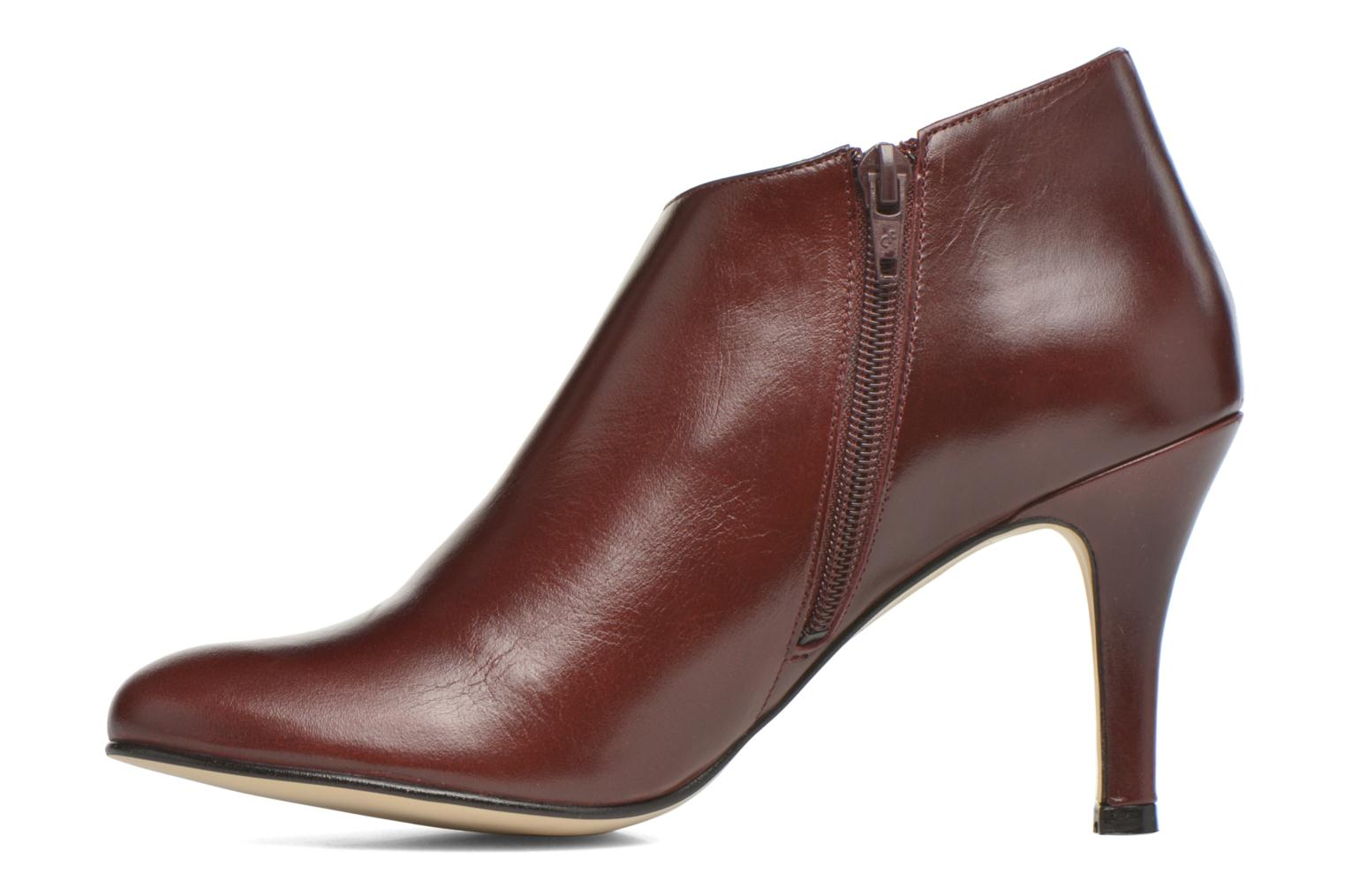 Ankle boots Jonak Emma Red front view