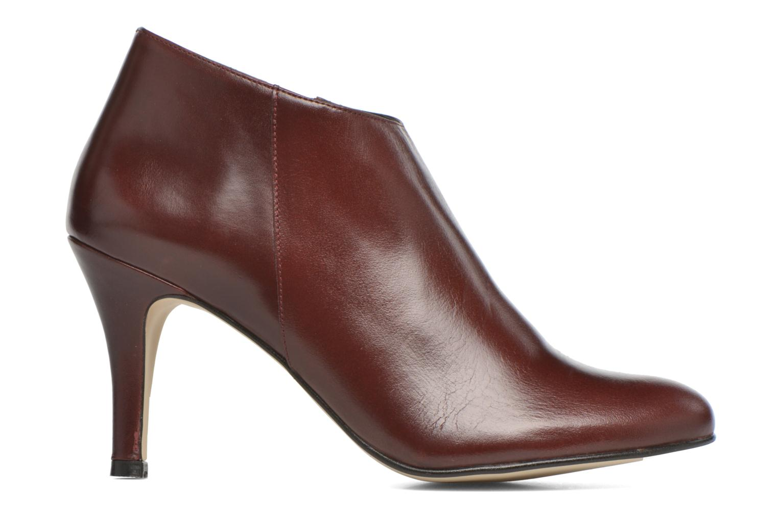 Ankle boots Jonak Emma Red back view