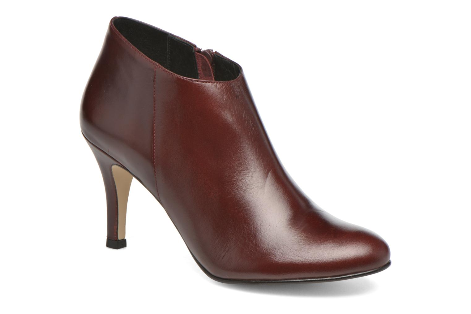 Ankle boots Jonak Emma Red detailed view/ Pair view