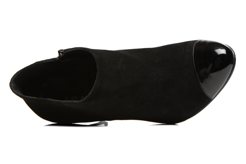 Bottines et boots Jonak Binaïs Noir vue gauche
