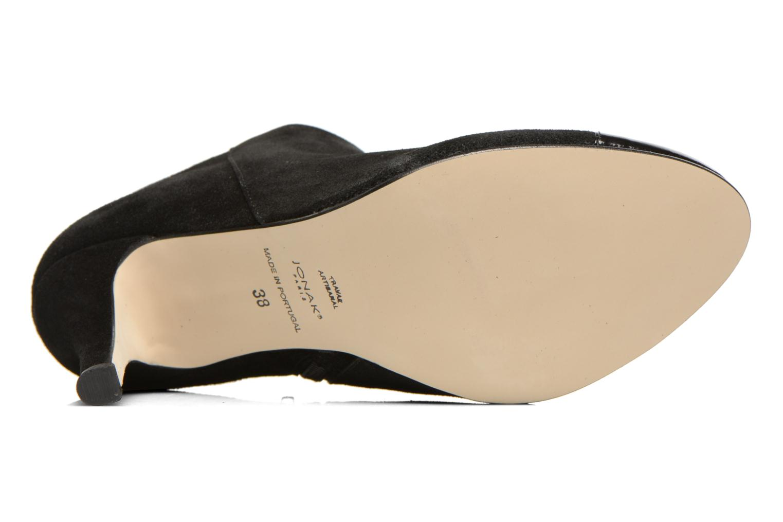 Boots en enkellaarsjes Jonak Binaïs Zwart boven