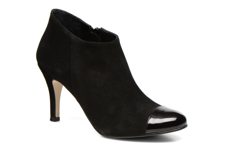 Boots en enkellaarsjes Jonak Binaïs Zwart detail