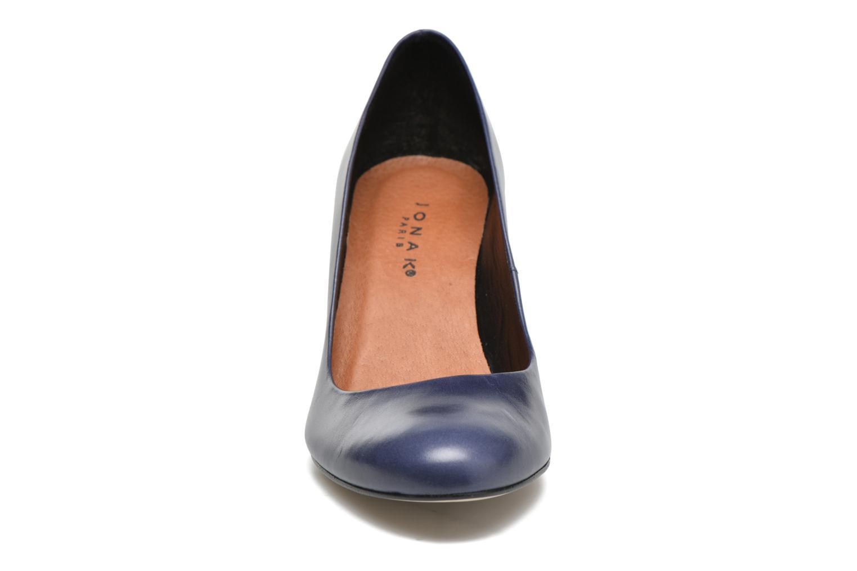 Escarpins Jonak Louisah Bleu vue portées chaussures