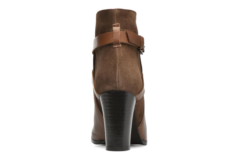 Bottines et boots Jonak Drakos Marron vue droite