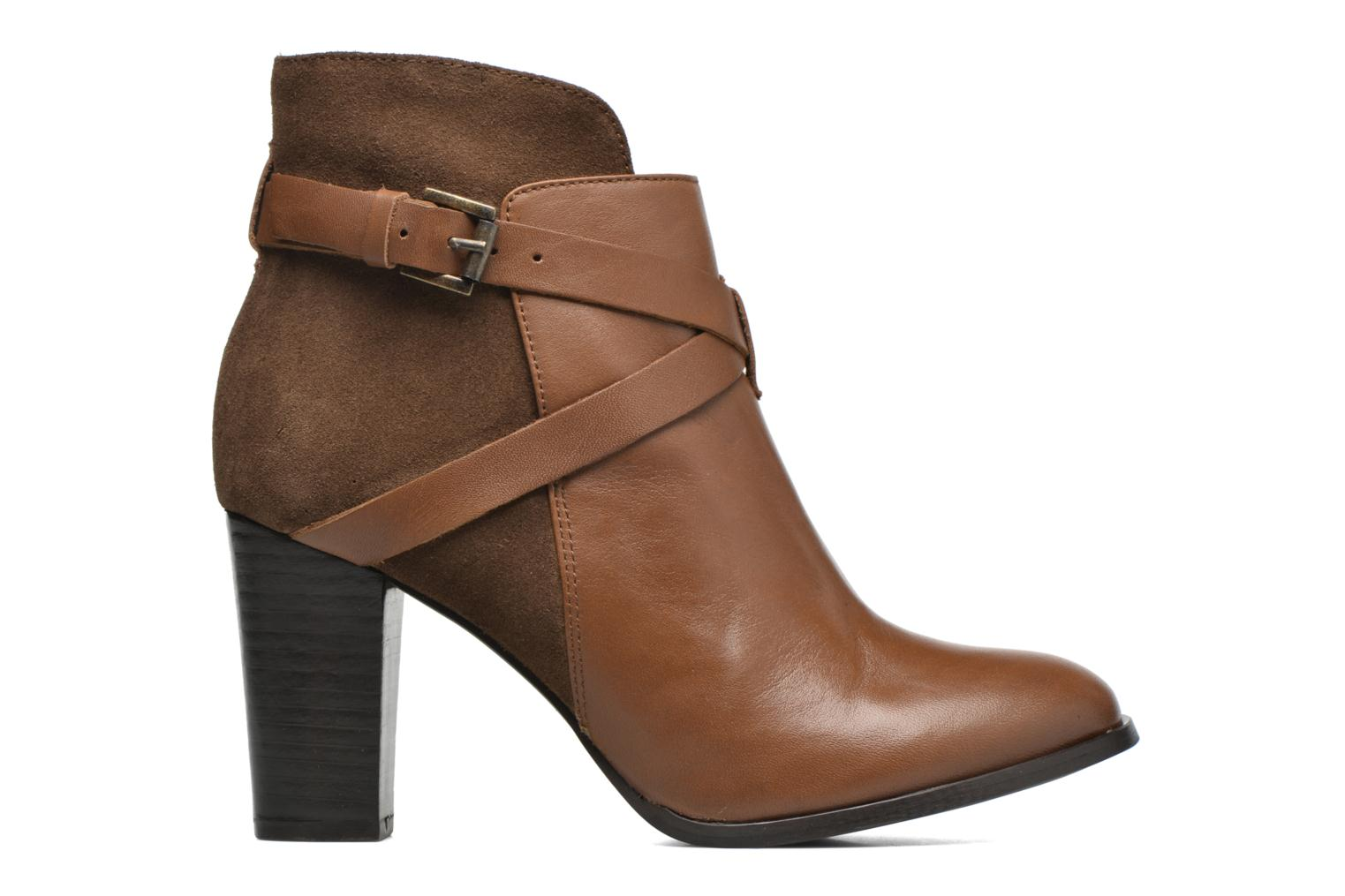 Ankle boots Jonak Drakos Brown back view