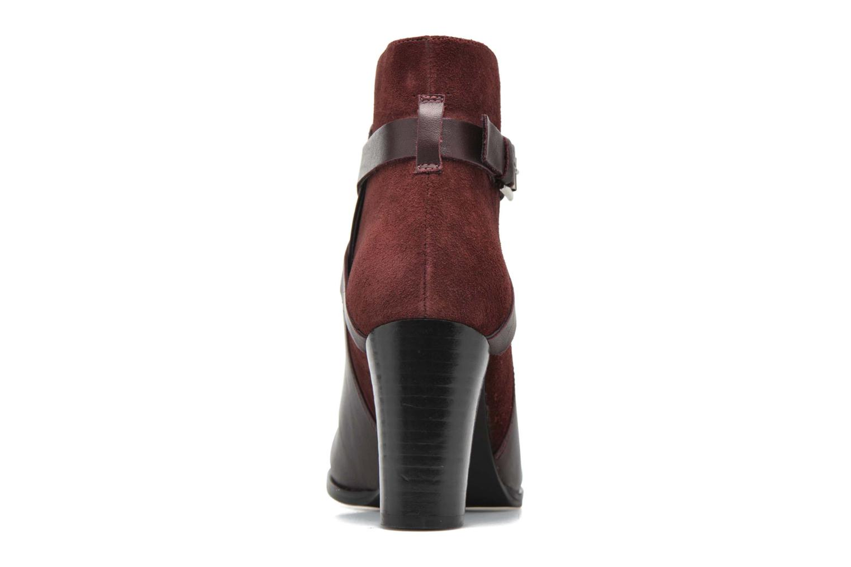 Boots en enkellaarsjes Jonak Drakos Bordeaux rechts