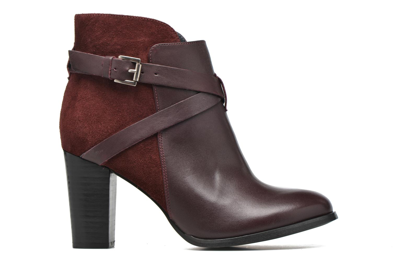 Boots en enkellaarsjes Jonak Drakos Bordeaux achterkant