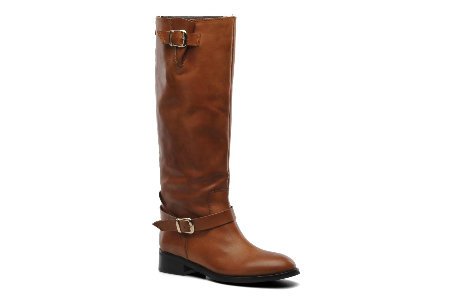 Boots & wellies Jonak Quidam Brown detailed view/ Pair view