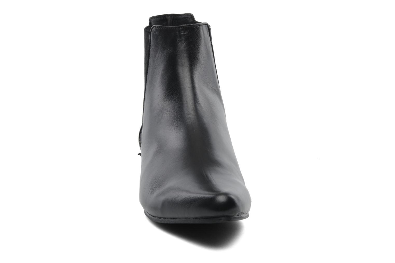 Bottines et boots Jonak Beatles Noir vue portées chaussures