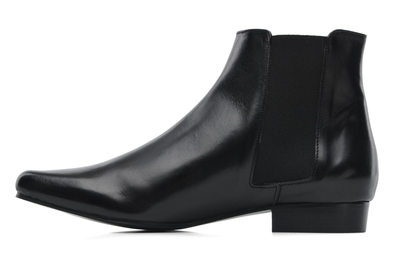 Bottines et boots Jonak Beatles Noir vue face