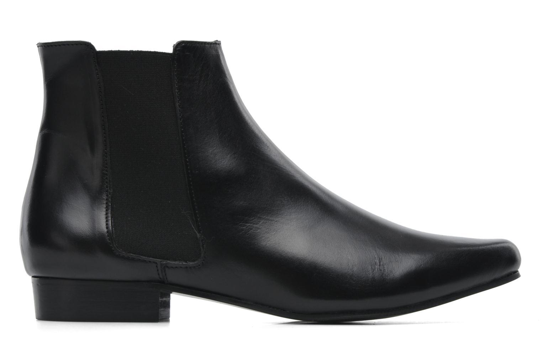 Bottines et boots Jonak Beatles Noir vue derrière