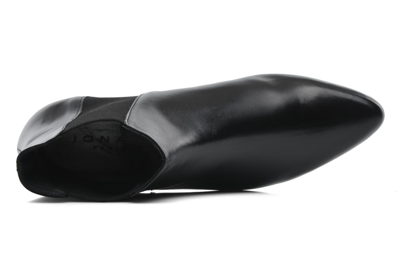 Bottines et boots Jonak Beatles Noir vue gauche