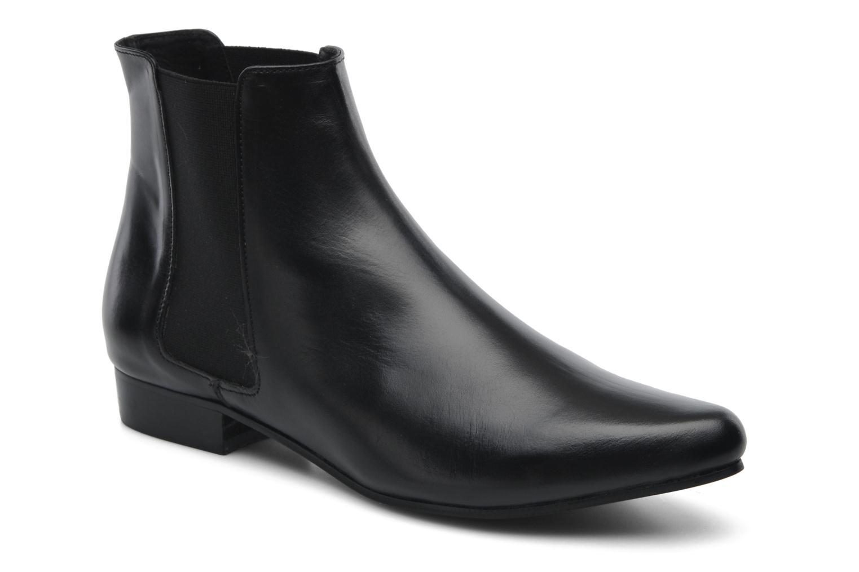 Bottines et boots Jonak Beatles Noir vue détail/paire