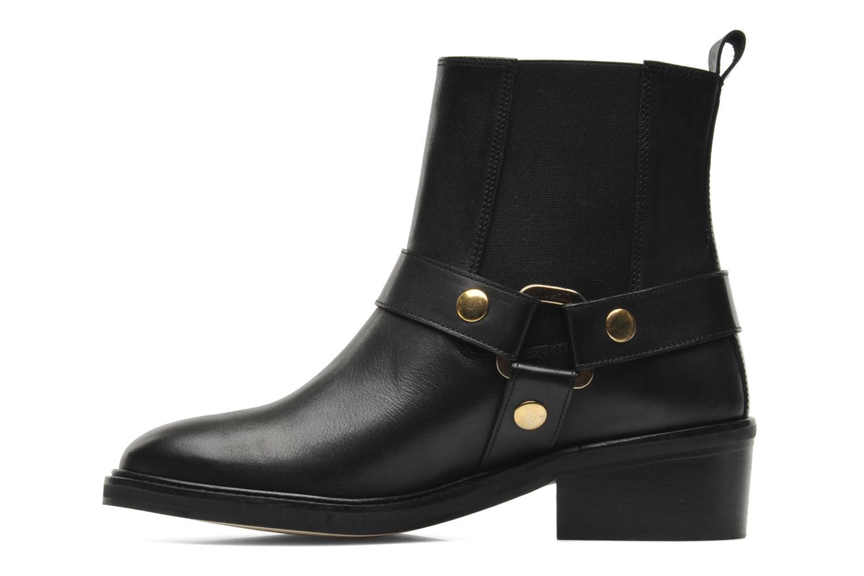 Boots en enkellaarsjes Jonak Imade Zwart voorkant