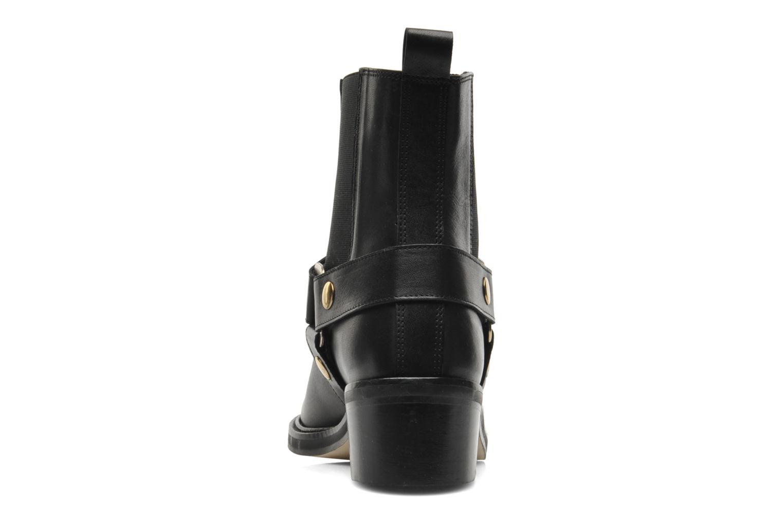 Boots en enkellaarsjes Jonak Imade Zwart rechts